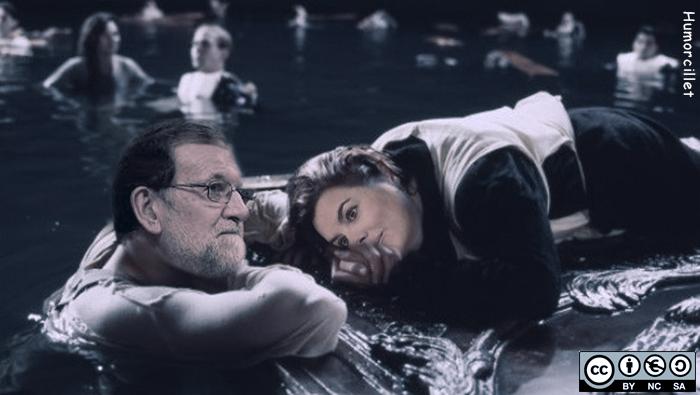 titanic rajoy