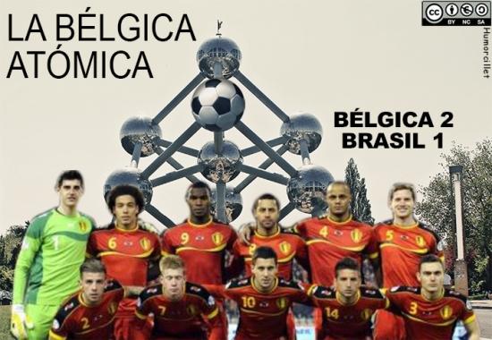 belgica atomica