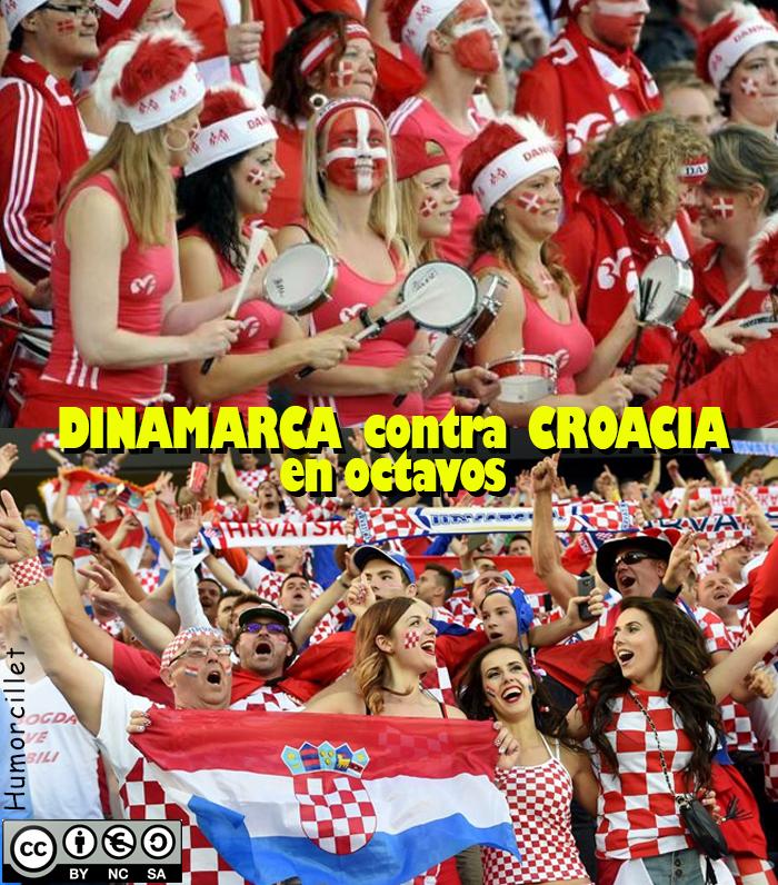 croacia dinamarca