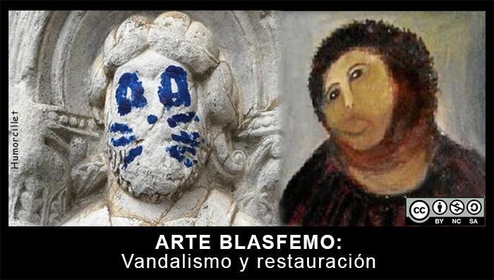 arte blasfemo