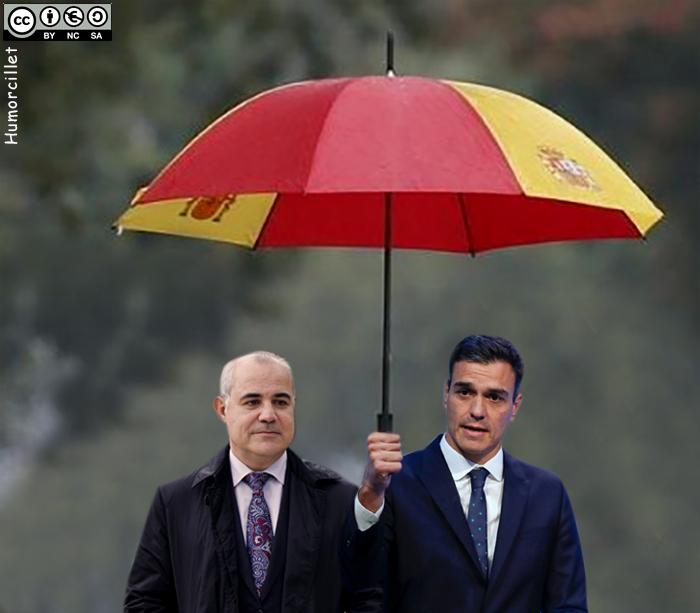 paraguas gobierno