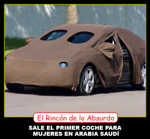 COCHE MUJERES