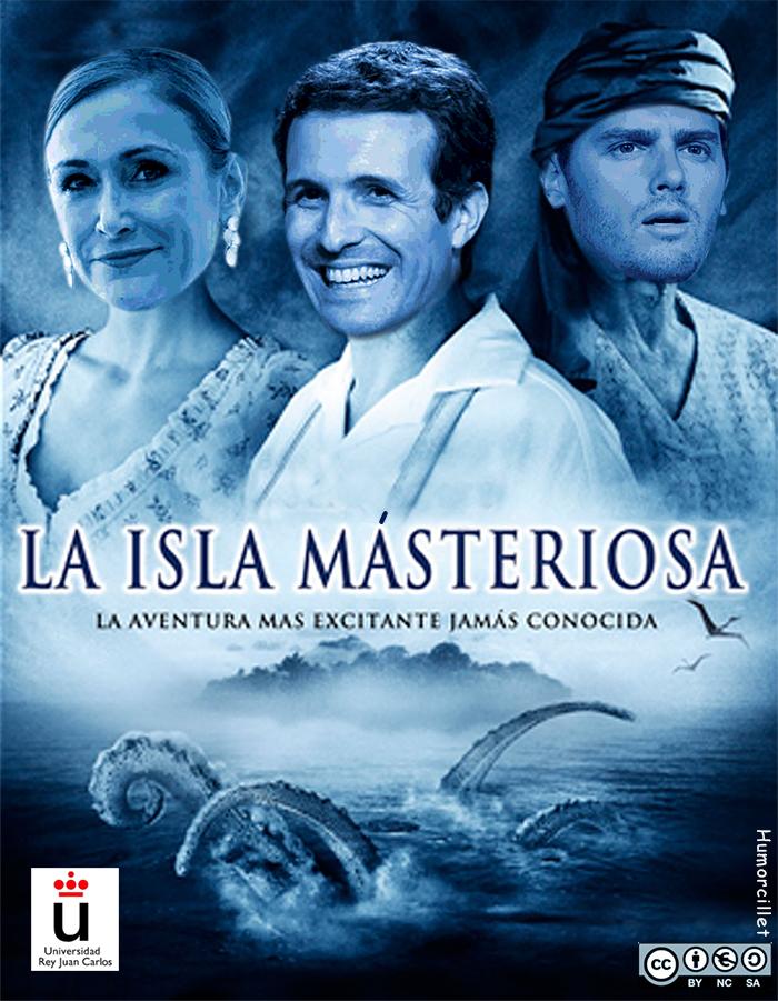 isla masteriosa