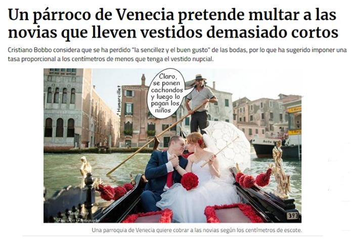 parroco venecia