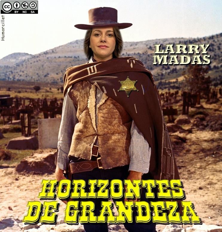 larry madas