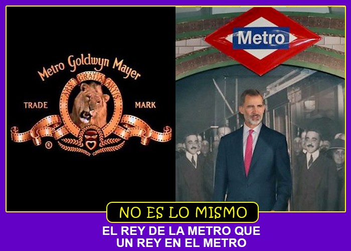 METRO REY