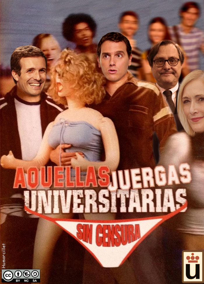 universidad juerga
