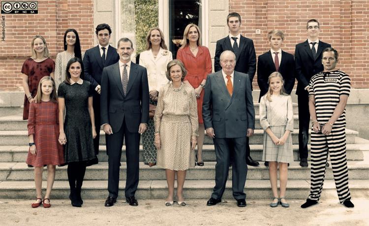 familia real sofia