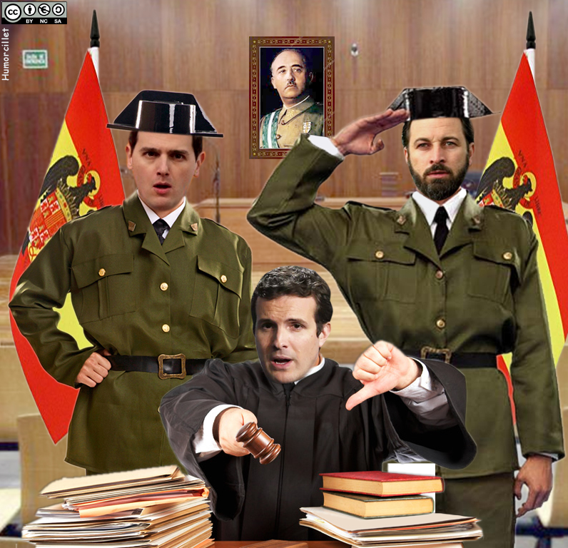 juez casado