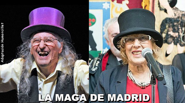 maga madrid