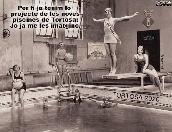 tortosa piscina