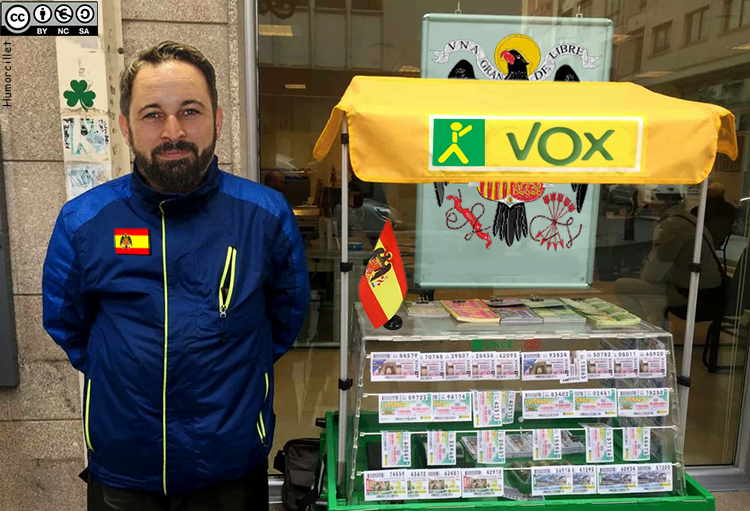 loteria vox
