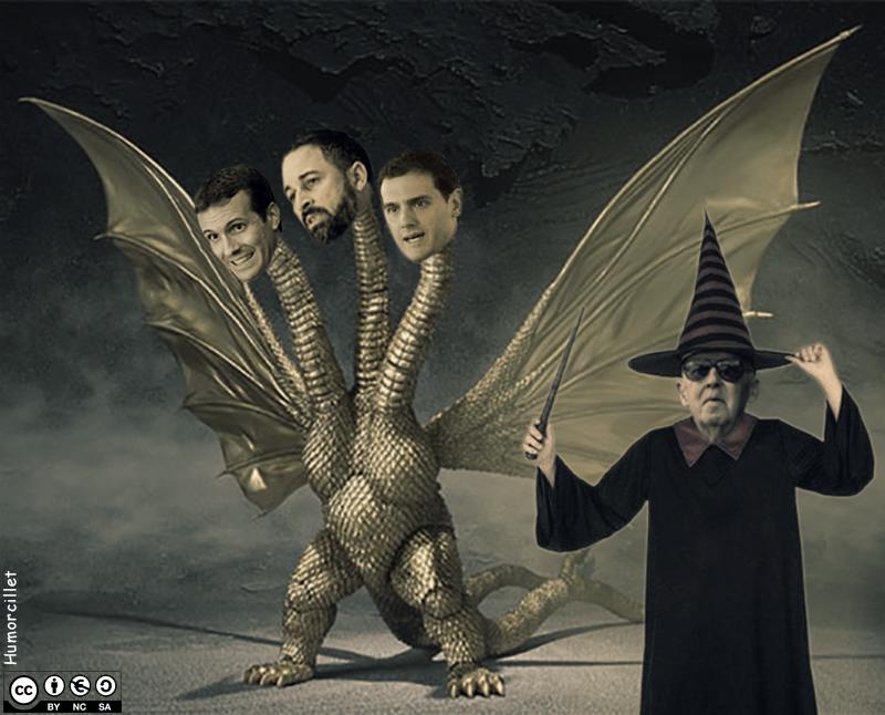 dragon 3 cabezas