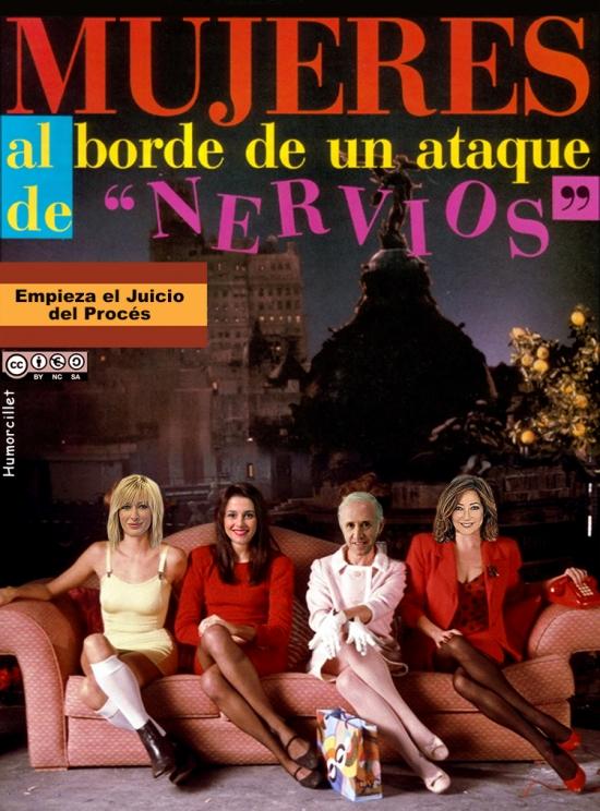 mujeres ataque de nervios