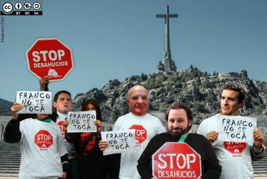 stop desahucios valle