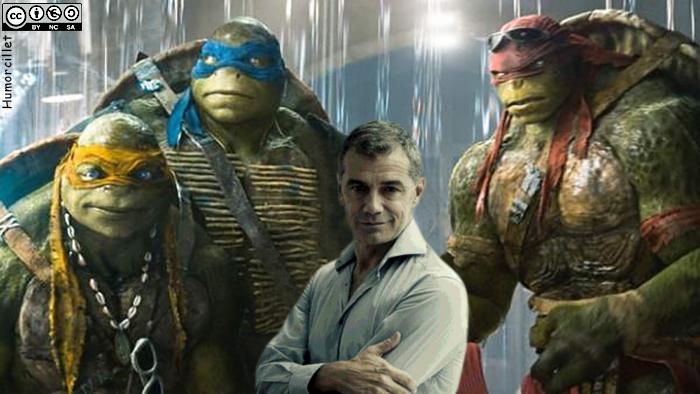 toni y las tortugas
