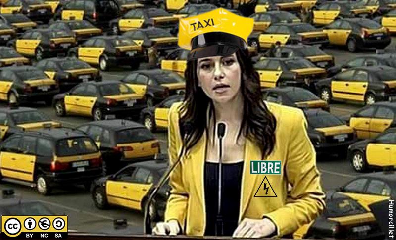 arrimadas taxi