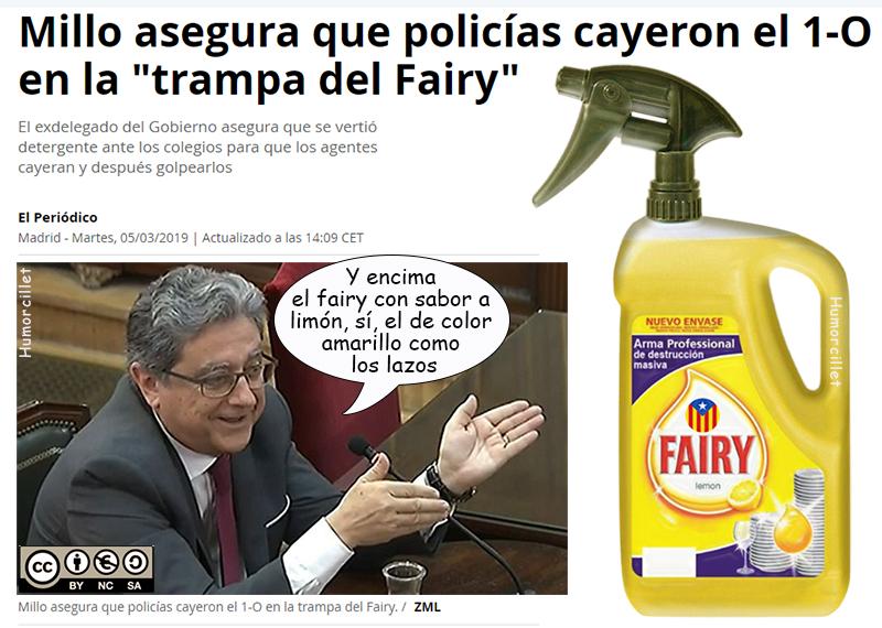 millo fairy