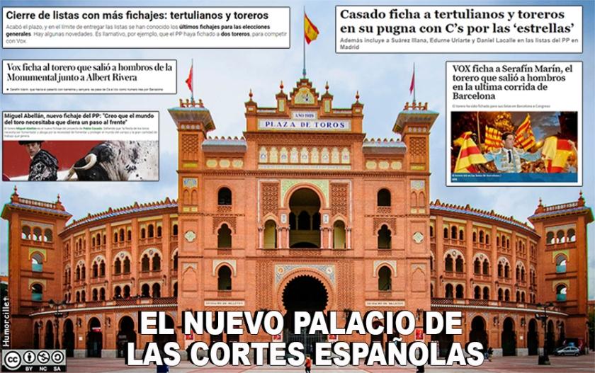 toreros pp