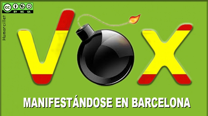 VOX BARCELONA