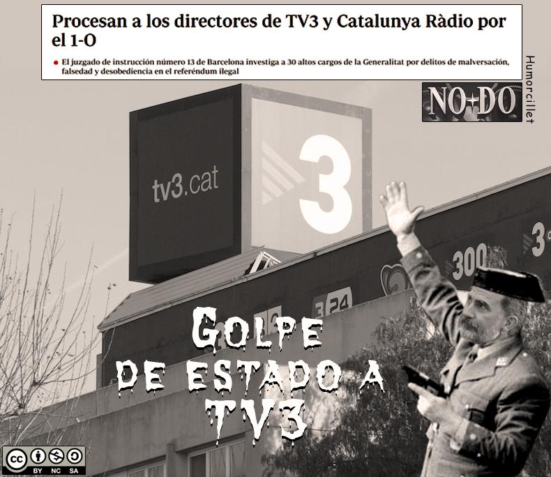 golpe estado tv3