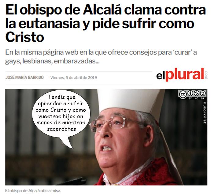 obispo eutanasia