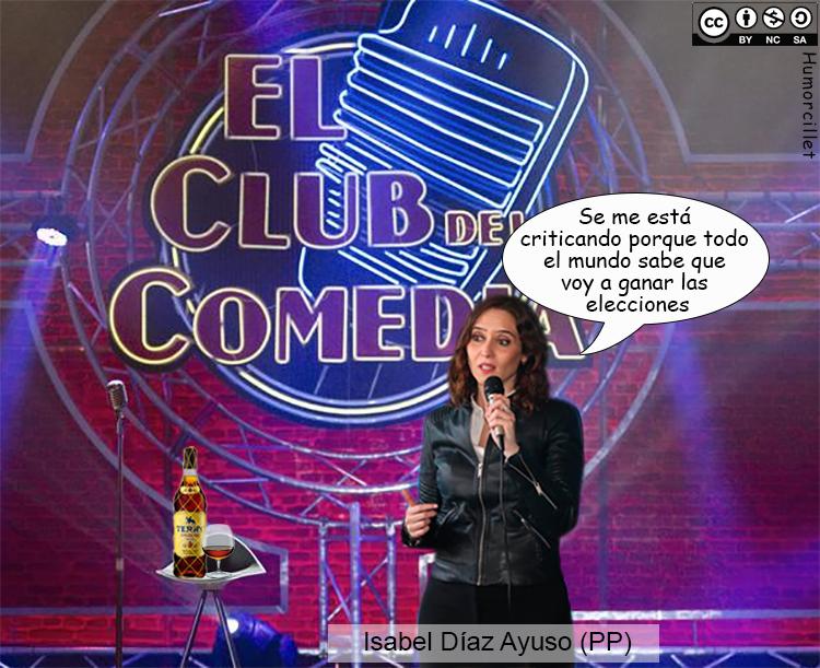 club comedia