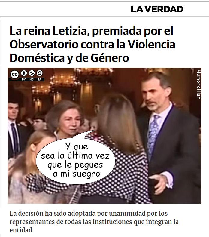 letizia violenta