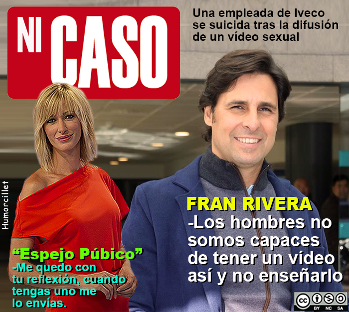 Ni caso rivera