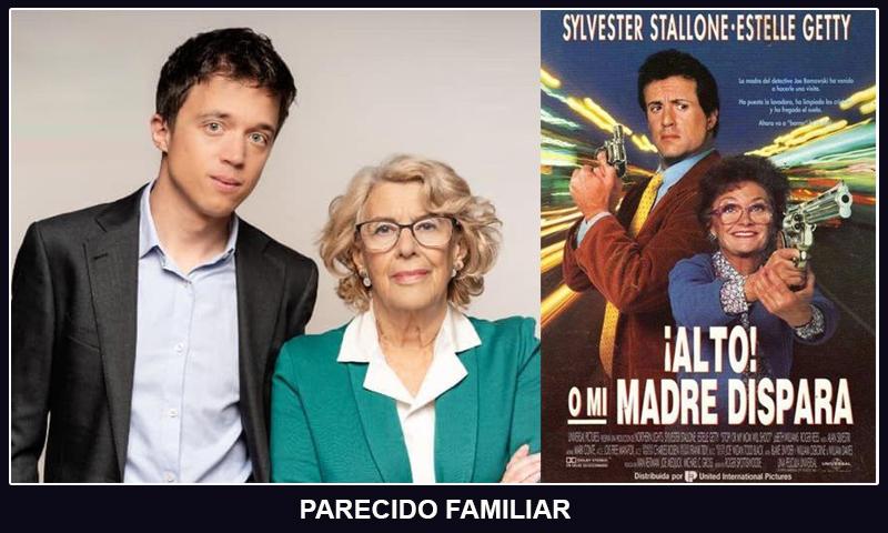 PARECIDO FAMILIAR