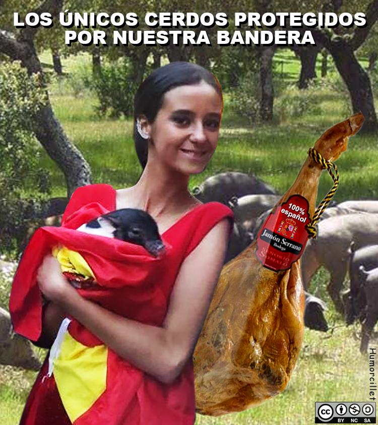jamón español