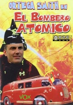 bombero atómico