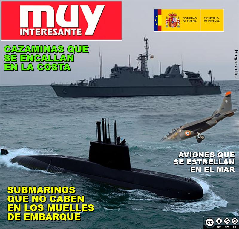 flota española