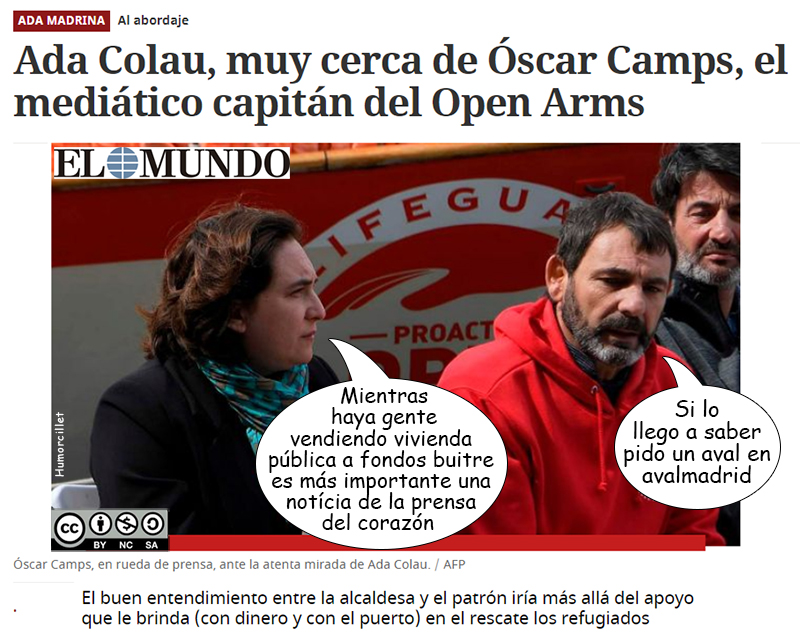 ada open arms