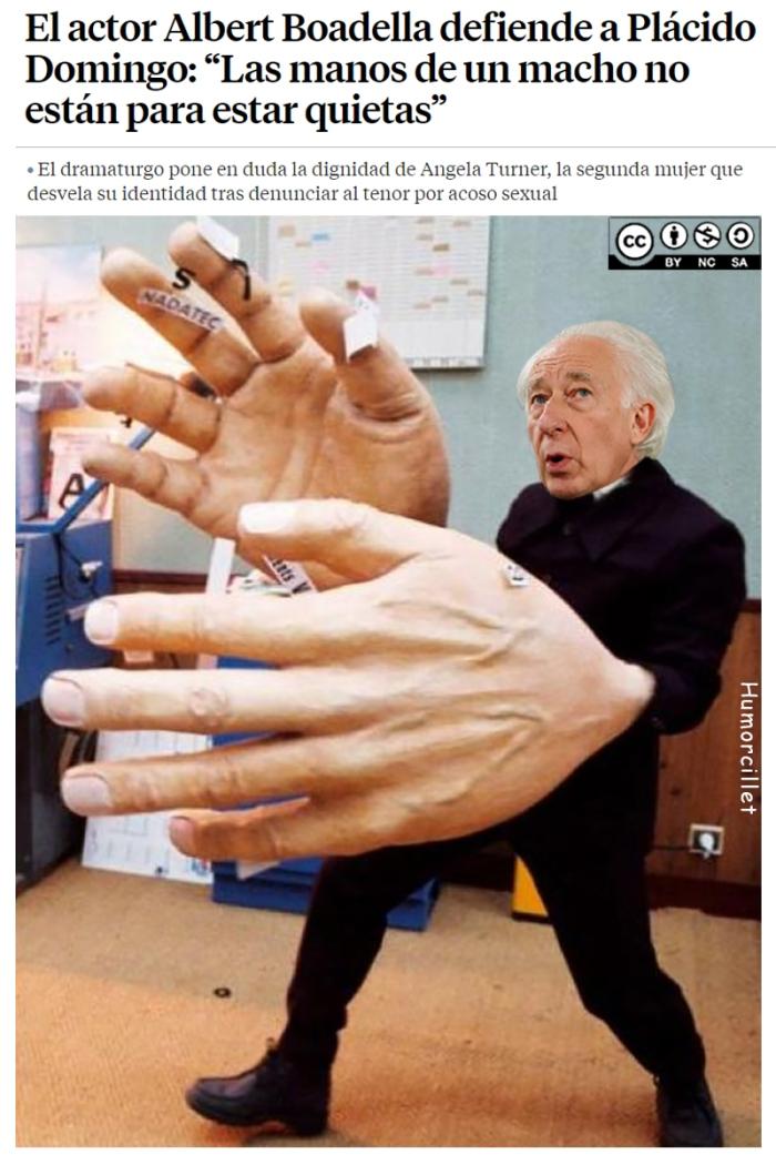boadella manos