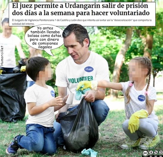 iñaki voluntariado