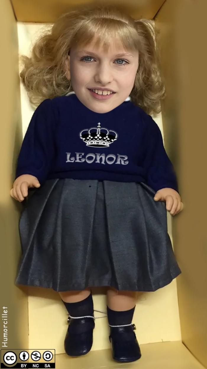 muñeca leonor