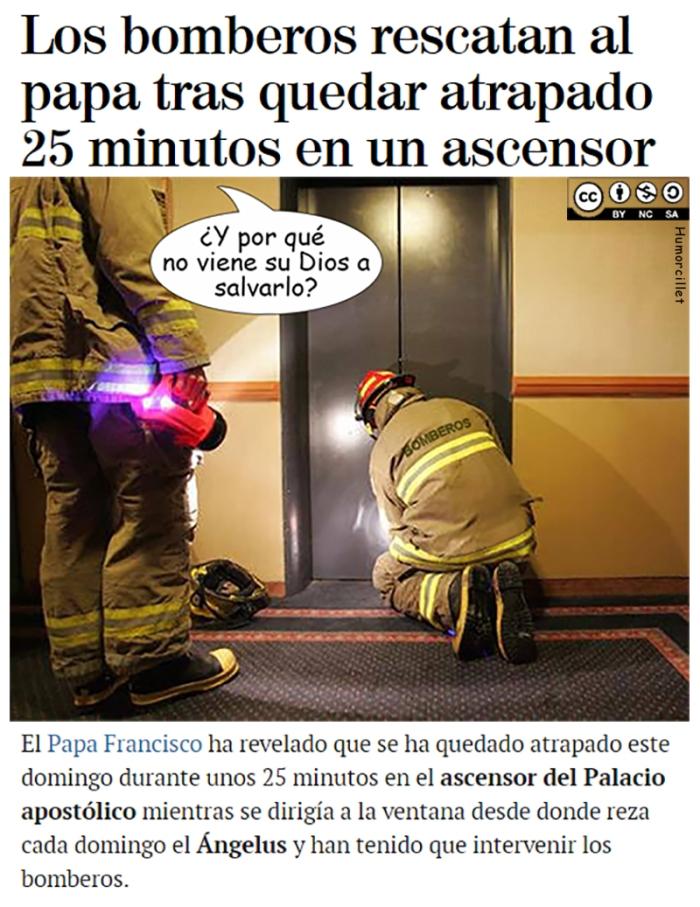 papa ascensor