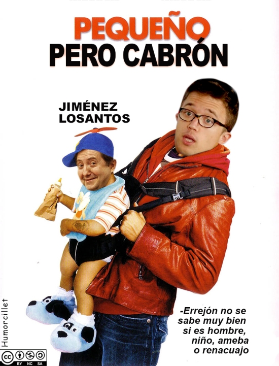 PEQUEÑO PERO CABRON
