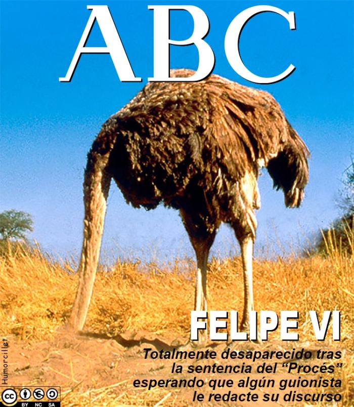 avestruz abc