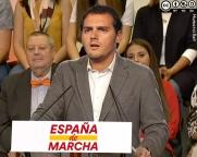 España de marcha