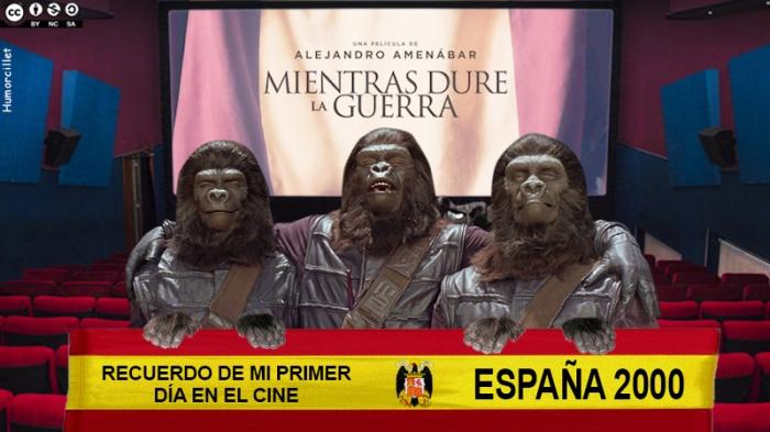 gorilas 2000