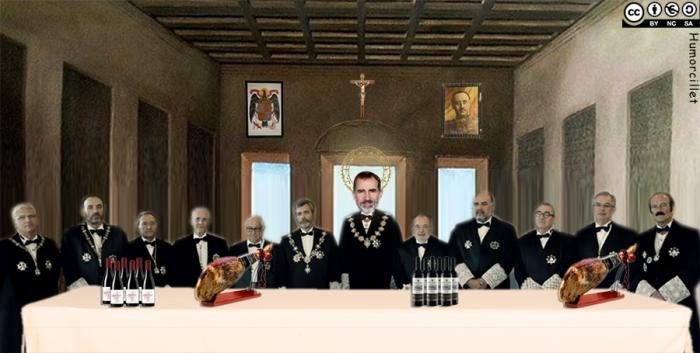 ultima cena jueces