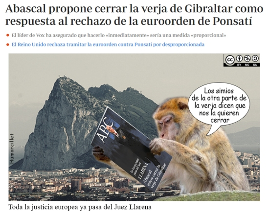 noticia llarena gibraltar