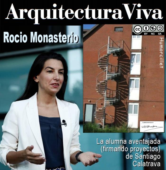 rocio Monasterio arquitecta