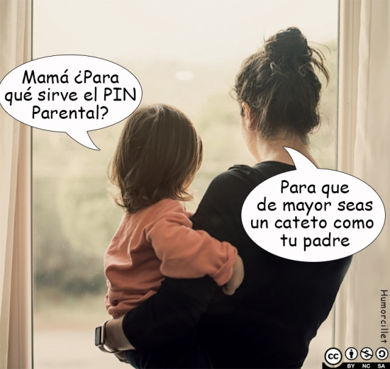consecuencias PIN parental
