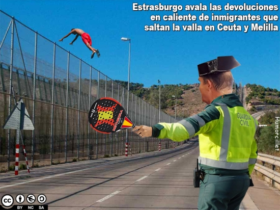 guardia civil melilla