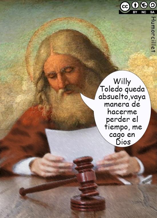 juez dios 2