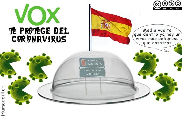 Murcia coronavirus