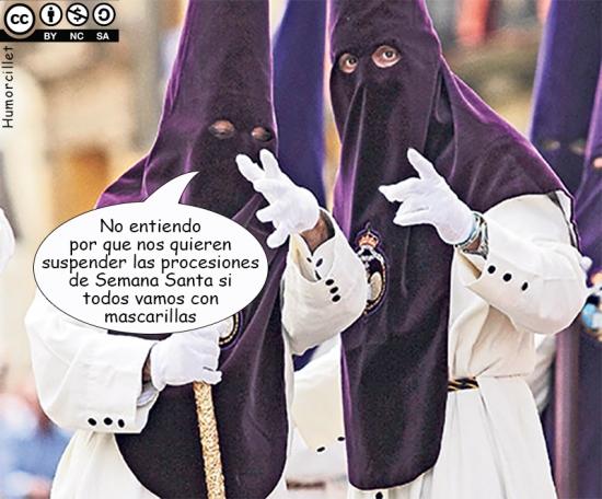 nazarenos coronavirus